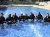Aydın Büyükşehir İtfaiyesi, Su Altı Arama Kurtarma ekibini büyütüyor