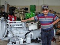 Hurda motorlar, gemi ve kayıklara geri kazandırılıyor