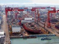 Çin'in yeni gemi siparişleri yüzde 227.2 arttı