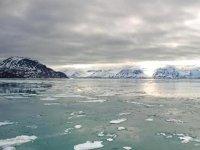 Arktika'daki buz erimesi rekor düzeye ulaştı