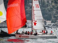 Corendon Cheese Yelken Takımı, 20. Bosphorus Cup'ta IRC 2 sınıfı birinciliği elde etti