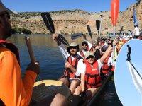 4. Uluslararası Rumkale Su Sporları Festivali sona erdi