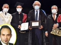 Dr. Burak Zincir'e 'En İyi Doktora Tezi Ödülü' verildi