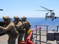 Deniz Kuvvetleri'nin Sualtı Taarruz Eğitimleri devam ediyor
