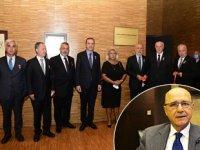 Piri Reis Üniversitesi, 'Konferans Salonu'na Rıdvan Kartal'ın adını verdi