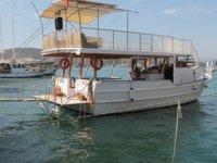 Fethiye'de tekne turlarına talep azaldı