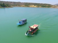 Takoran Vadisi'nde tur teknelerinin sayısı artırıldı
