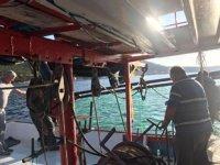 Marmara'ya atılacak yapay resif balık çeşitliliğini arttıracak