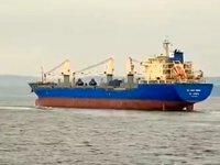 HC JANA ROSA isimli gemi, Çanakkale Boğazı'nda arızalandı