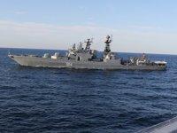 Rusya ile Çin'in 'Ortak Deniz 2021' tatbikatında ABD krizi yaşandı