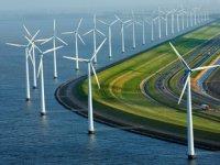 Hollanda, Kuzey Denizi rüzgar elektriği için iletim hizmeti alacak