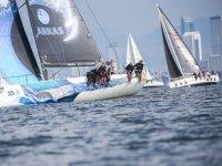 İzmir Arkas Körfez Yarışı'nda şampiyon Comet A oldu