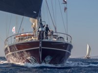 Bodrum Cup'ta yelkenler, Çökertme-Kissebükü etabı için açıldı