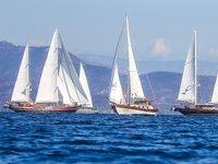 Bodrum Cup'ta yelkenler, Kissebükü-Bodrum Erol Ağan etabı için açılıyor