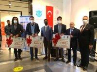 'İki Deniz Bir Şehir'i en iyi anlatanlara ödülleri verildi