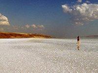 Türkiye'nin en büyük ikinci gölü yok oluyor