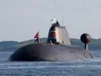Kalibr füzeleriyle donatılan Rus denizaltısı Magadan hizmete girdi