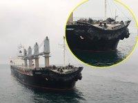 BC Vanessa ve Benitamuo isimli gemiler, Marmara Denizi'nde çatıştı