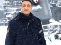 Deniz Astsubayı Burhan Çakır, geçirdiği kalp krizi nedeniyle hayatını kaybetti