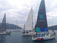 Marmaris Uluslararası Yelken Yarışları başladı
