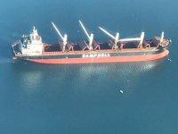 İzmir Körfezi'ni kirleten CS CALLA gemisine 2.7 milyon TL para cezası kesildi