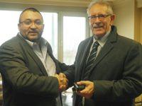 Malta Büyükelçisi Carmel Lino Vassallo, Altın Çıpa Töreni için Türkiye geliyor