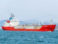 Türk Şirketine ait M/T BLUE WAY isimli LPG tankeri Hırvatistan'da tutuklandı