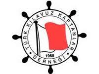 Türk Kılavuz Kaptanlar Derneği'nden kamuoyuna açıklama