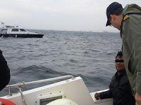 Sedef Adası açıklarında tekne yangını: 2 kişi kurtarıldı