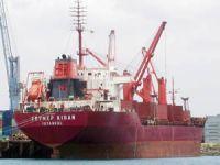 M/V ZEYNEP KIRAN, PSC denetimi sonucu Venedik Limanı'nda alıkondu