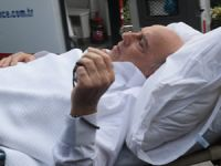 ADİK Tersanesi Yönetim Kurulu Başkanı Faruk Ürkmez hastaneye kaldırıldı