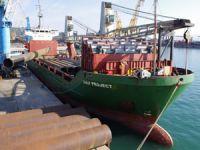 Pasifik Lojistik Şirketine ait M/V GULF PROJECT isimli gemi, Koper Limanı'nda tutuklandı