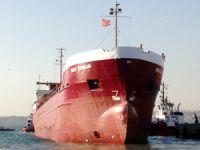 Türk şirketlerine ait gemiler, Avrupa limanlarında tutulmaya devam ediyor