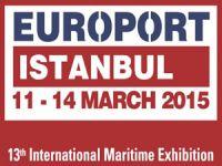 """""""Exposhipping Europort İstanbul 2015"""" yarın başlıyor"""