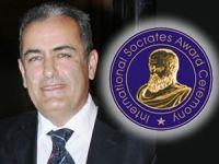 """Kaptan Muhsin Emirsoy'a """"Socrates Onur Ödülü"""""""