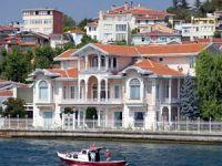 İstanbul Boğaz'ında 140 milyon euroya satılık yalı