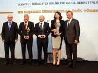 En başarılı ihracatçılar arasında denizcilik sektöründen 6 firmaya ödül
