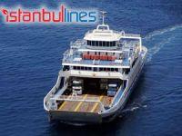 İstanbul Lines yeni arabalı vapuru M/F HAMIDIYE'ye kavuştu
