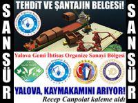 Hisli Bakan Fikri Işık rahatsız oldu, Gemi İhtisas OSB haberleri TİB tarafından erişime kapatıldı