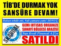 Deniz Haber Ajansı'nın Yalova Gemi İhtisas OSB ile ilgili 3 haberi TİB tarafından erişime kapatıldı