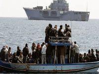 AB'den öneri: Akdeniz'deki kaçakçıların teknelerini batıralım