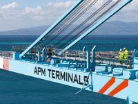 APM Terminals İzmir'de hizmet ofis binasını açtı