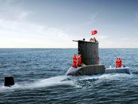 TCG Doğanay ve TCG Dolunay isimli denizaltıların modernizasyonu tamamlandı