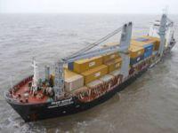 Hindistan bayraklı M/V JINDAL KAMAKSHI isimli gemi, su alarak yan yattı