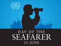 '25 Haziran Dünya Denizciler Günü' Kutlu Olsun