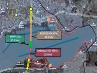 İzmir Körfez Tüp Geçiş projesi ÇED süreci başladı