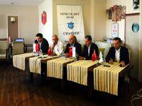 İMEAK DTO ve Bodrum şube ve BESİAD işbirliğinde ekonomi paneli