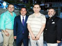 İzmirli denizciler İzmir DTO ve Gemisander iftarında buluştu