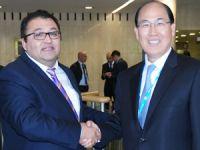 Ki-Tack Lim: IMO'nun kurumsal kimliğine katkı sağlayacağım