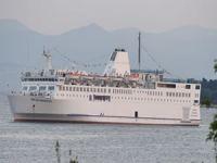 M/F Piri Reis Üniversitesi Eğitim Gemisi, denize açılıyor
